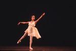 Ballet dancer (Hermitage Theatre)