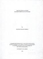 Thin film metalization for micro-bimetallic actuators