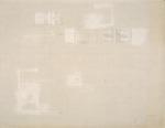 "Interior Elevations - Hall Enterprises Spec House ""F Alternate No. 1 (Revised Jan 1958)"" (Robert C. Broward, Architect, Job #5702)"