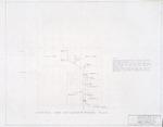"Heating and AC Plan - Hall Enterprises Spec House ""F Alternate No. 1"" (Robert C. Broward, Architect, Job #5702)"