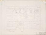 Site Plan - Hall Enterprises Merchant Houses, Fatio Lane (Robert C. Broward, Architect, Job #5702)