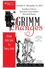 Grimm Changes Exhibit Poster