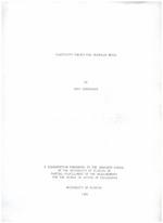 Plasticity theory for granular media