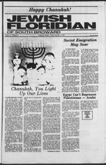 The Jewish Floridian of South Broward