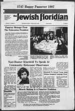 The Jewish Floridian of Palm Beach County