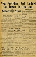 Haiti sun
