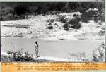 Autre vue de Face du cone de dejection pres du barrage de la Riviere Grise