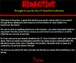 Bioactive : a game for library instruction at the University of Florida ( all files)