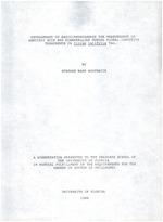 Development of radioimmunoassays for measurement of abscisic acid and gibberellins during floral inductive treatments in Citrus latifolia Tan