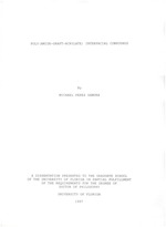 Poly(amide-graft-acrylate) interfacial compounds