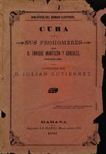 Cuba y sus hombres ilustres