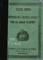 Catecismo historico;