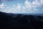 View of Luquillo from El Yunque Rainforest