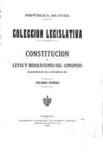 Coleccion legislativa
