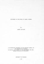 Providence in the novels of Samuel Clemens
