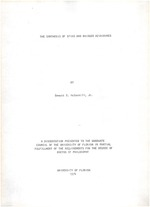 The synthesis of spiro and bridged aziridines, by Emmett S. McCaskill
