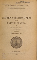 A revision of the Tyroglyphidæ of the United States