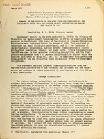 A summary of the results of the work with DDT conducted by the Division of Truck Crop and Garden Insect Investigations during the season of 1944