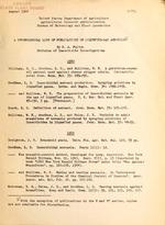A chronological list of publications on liquefied-gas aerosols
