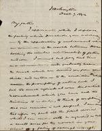 Moses E. Levy Correspondence. 1842-1852