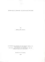 Metabolism of L-arabinose in Azospirillum brasilense