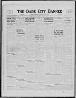 The Dade City banner