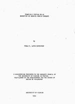 Tematica y estilo en la narrativa de Gabriel Garcia Marquez, by Pablo A. Lopez-Capestany