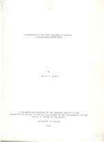 A monograph of the genus Pheidole in Florida (Hymenoptera : Formicidae)