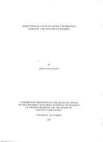 Computational study of leukocyte rheology based on a multilayer fluid model