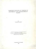 Nitrogen fixation by tissues of leguminous and nonleguminous plants