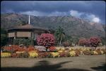A gazebo in Hope Botanical Gardens