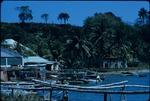 Fishing village in Jamaica