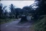 Gate to Errol Flynn's estate in Boston, Portland, Jamaica