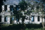 Side of Rose Hall Great House before reconstruction, Saint James, Jamaica