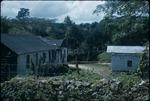 Bridge and sugar yard of the Good Hope Plantation