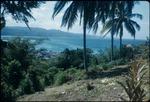 View of Ocho Rios from a hill top in Saint Ann, Jamaica