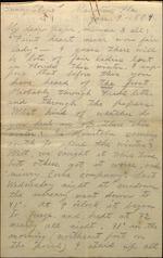 Correspondence of Pliny Reasoner 1884