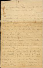 Correspondence of Pliny and Egbert Reasoner January- June 1885