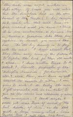Correspondence of Pliny Reasoner circa 1884-1885