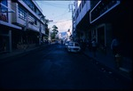 North view of Frederick Street, Port of Spain, Trinidad
