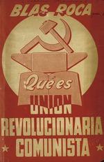 ¿Que es Union Revolucionaria Comunista?