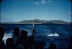 People sitting on a boat, Saint John, Virgin Islands