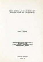 Time-, energy- and space-dependent neutron thermalization theory