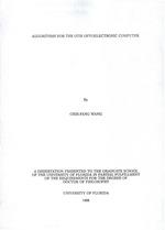 Algorithms for the Otis optoelectronic computer