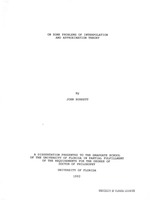 On some problems of interpolation and approximation theory