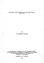 The great South Carolina Ku Klux Klan trials, 1871-1872