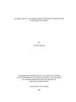 Quasiclassical and semiclassical methods in molecular scattering dynamics