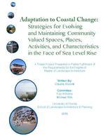 Adaptation to Coastal Change