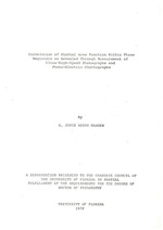 Correlation of glottal area function within three registers as revealed through measurement of ultra-high-speed photographs and photoelectric glottographs, by R. Joyce Redus Harden