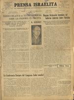 Prensa israelita